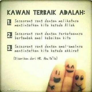 Kata Hikmah Persahabatan Dalam Islam Cikimm Com
