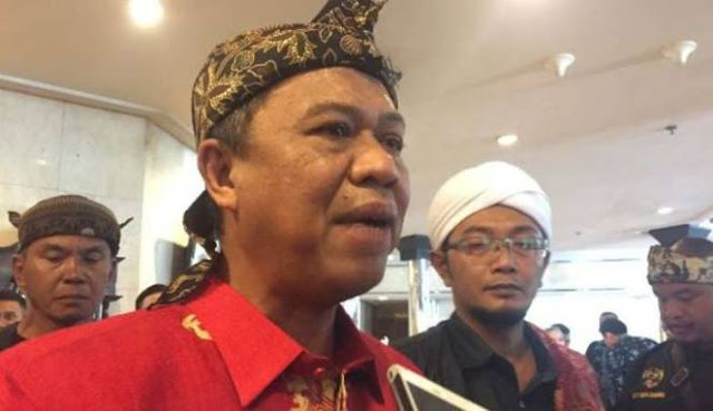 Jadi Cawagub PDIP, Anton Charliyan: Man Jadda Wa Jada