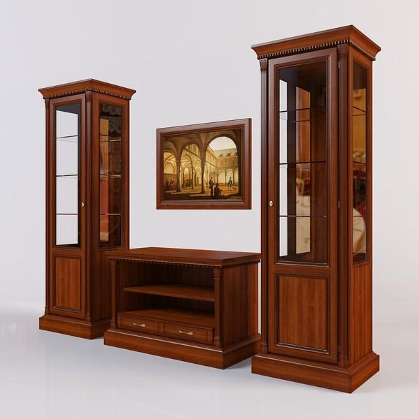 Solid wood cupboard furniture designs. | An Interior Design