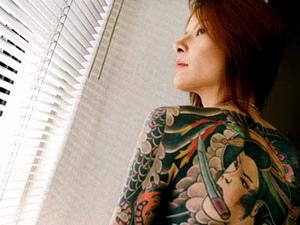 Inilah Sosok Shoko, Yakuza yang Cantik Namun Berbahaya