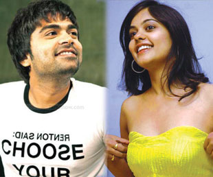 Simbu cut shorts Bindhu Madhavi's Name !
