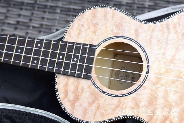 isuzi qm-t ukulele sound hole