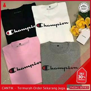 FNC041B38 Baju Wanita Champion BMGShop Wanita L murah Serba 30 Ribuan