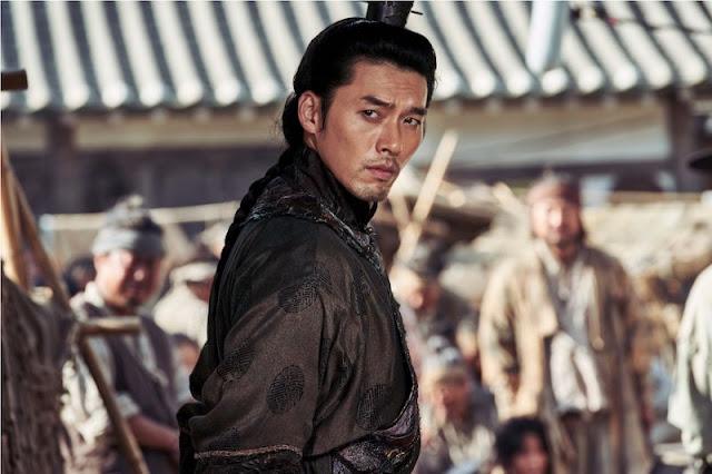 Sinopsis Rampant Korean Movie