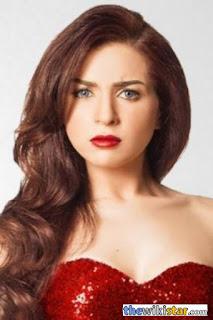 مي عز الدين (May Ezz Eddeen)، ممثلة مصرية