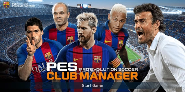 PES Club Manager Apk Data v1.4.2  Terbaru