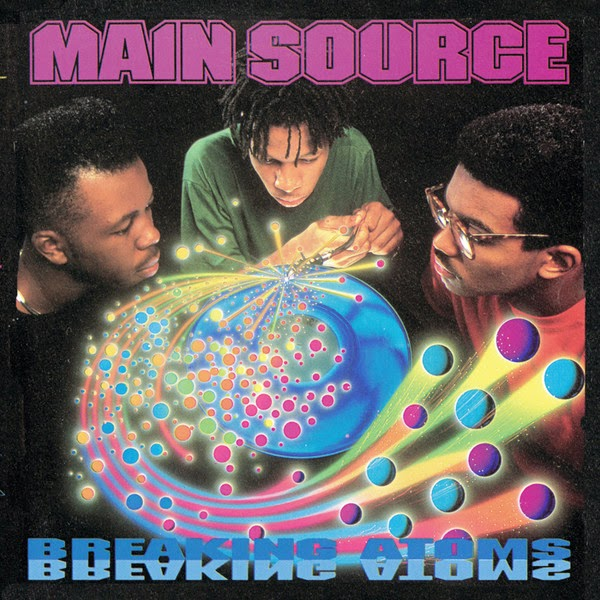 Main Source - Breaking Atoms Cover
