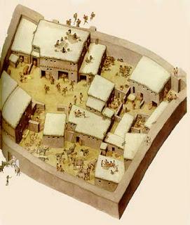 ricerca sul neolitico, le prime città, le professioni