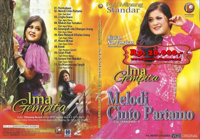 Ima Gempita - Melodi Cinto Partamo (Album Pop Minang Standar)