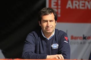 Presentación del Gran Premio Euskadi de Superenduro