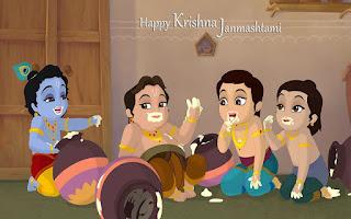 Happy Janmashtami Images,
