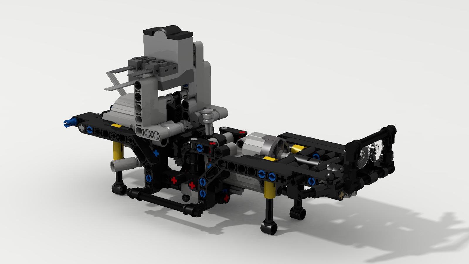 Filsawgood Lego Technic Creations Lego Technic Suzuki Jimny Trophy