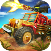 Download Zombie Offroad Safari v1.0 apk (Mod Money)