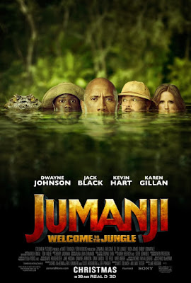 Christmas movie Jumanji 2 Poster