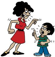 Mothering Times: Do you scold your child in public?