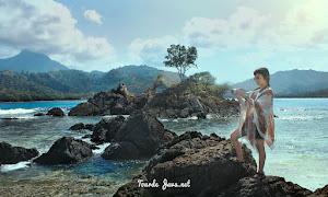 aktivitas wisata pulau kelapa Teluk Kiluan