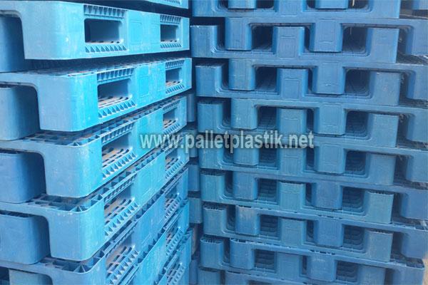 Pallet Plastik Medium Duty CN 1210 harga murah