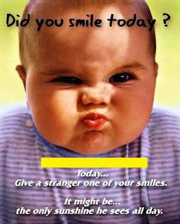 keep that smile