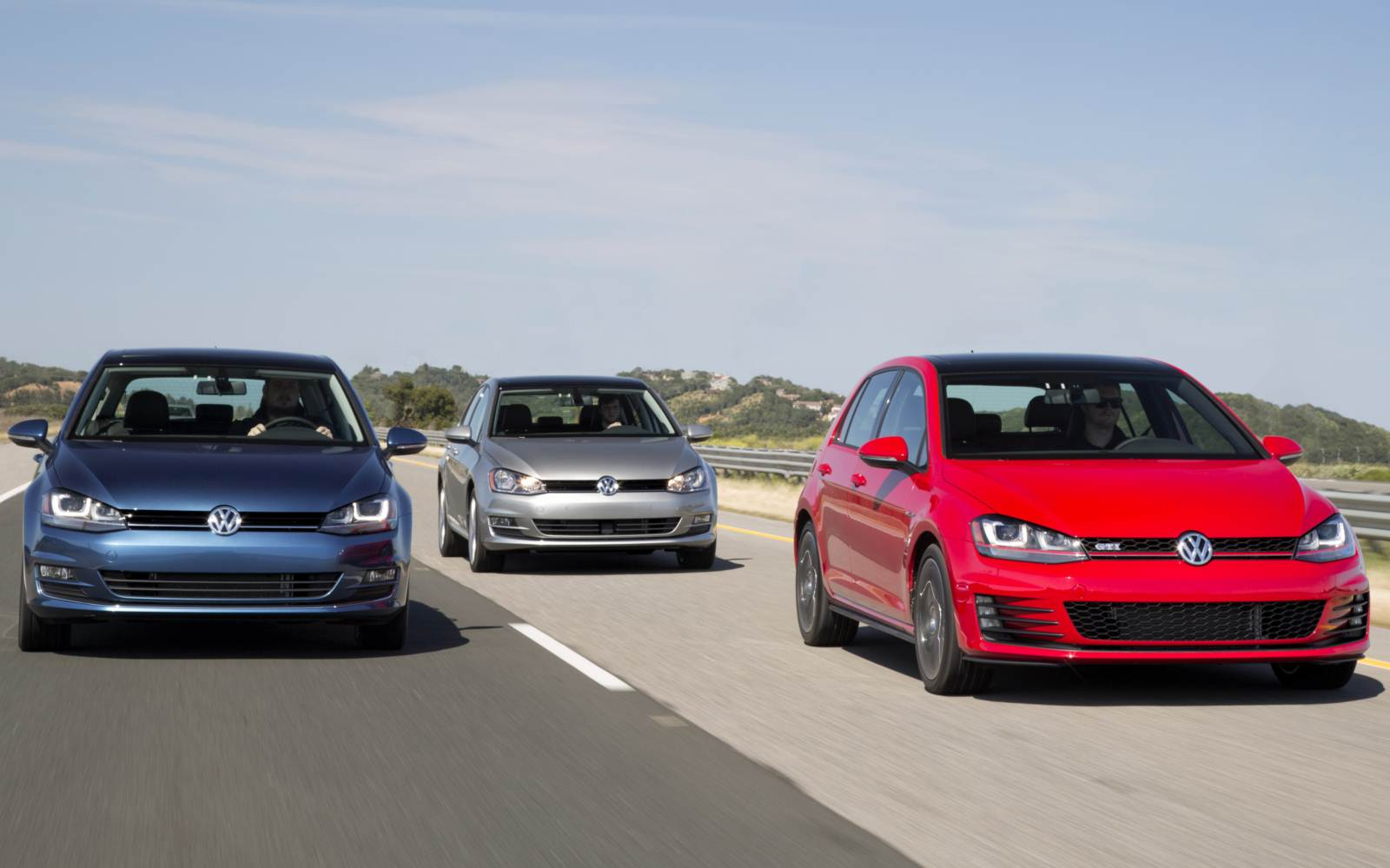 VW Golf e Audi A3, A6, A7, Q5,Q7: recall - risco de incêndio