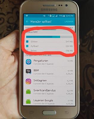 4 Cara Melegakan Ram dan Mempercepat Kinerja Android