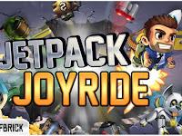 Download Game Jetpack Joyride Apk v1.9.14 Mod (Unlimited Money) For Android