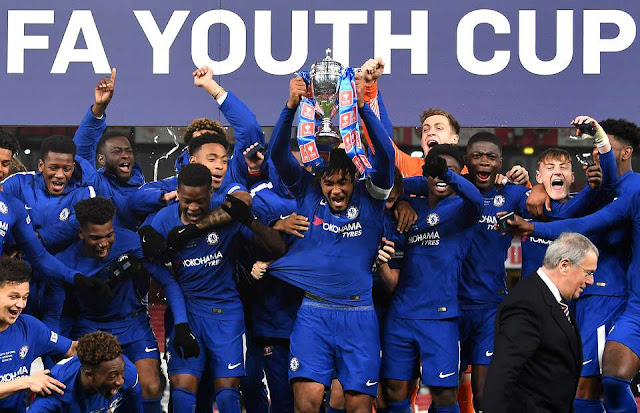 Chelsea's FA Youth Cup final captains from the past decade - where are they now?