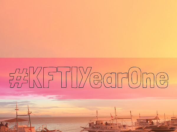 #KFTI TURNS ONE