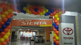 balon gate all new sienta