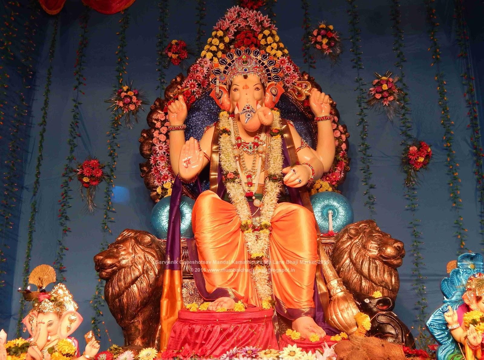 Image result for कमाठीपुरा का चिंतामणि गणेश