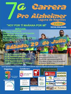 Carrera Pro ALZHEIMER Laguna