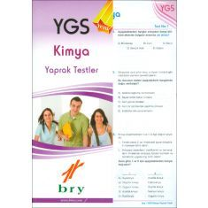 Birey YGS Kimya Yaprak Testler (2017)