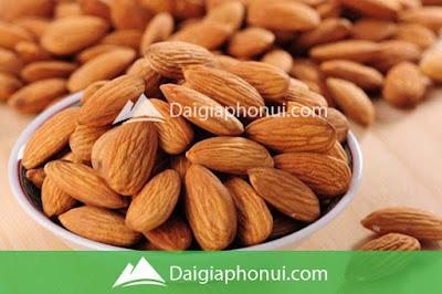 Hạt Hạnh Nhân - Almonds - Dai Gia Pho Nui