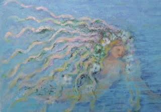 Ulla Kärävä, maalaus 1