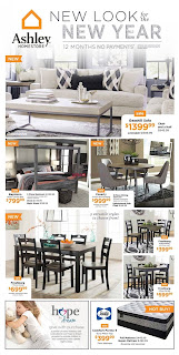 Ashley Home Store weekly flyer January 11 - 24, 2018