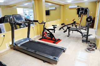 What fitness machines do you need for that great work out?
