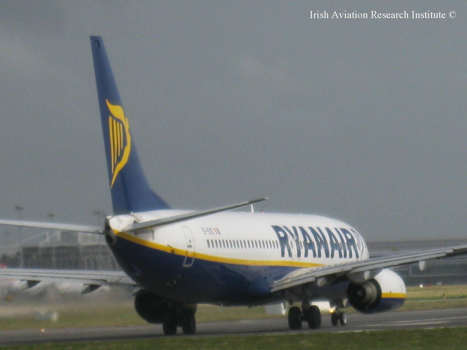 Irish Aviation Research Institute : Ryanair announces new ...