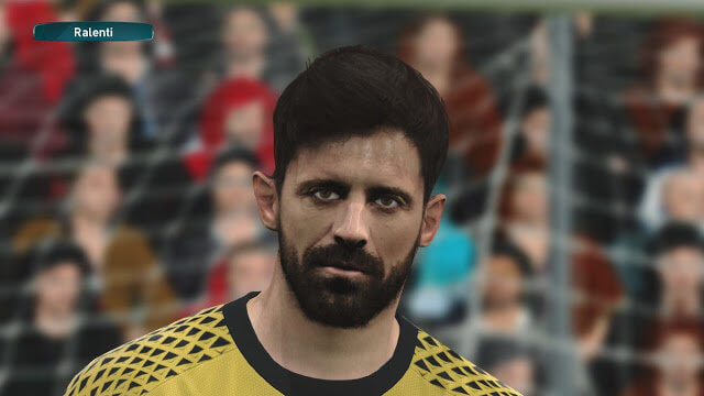 Marco Storari Face PES 2017