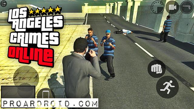 Los Angeles Crimes النسخة المهكرة