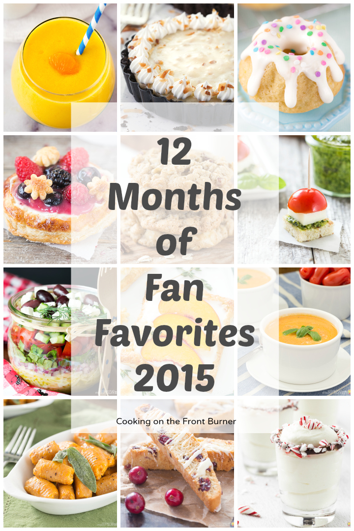 2015 Fan Favorites | Cooking on the Front Burner