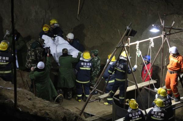 Budak Lelaki Yang Terperangkap Dalam Perigi Kering 40 Meter Ditemui Mati