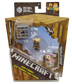 Minecraft Series 10 Zombie Husk Mini Figure