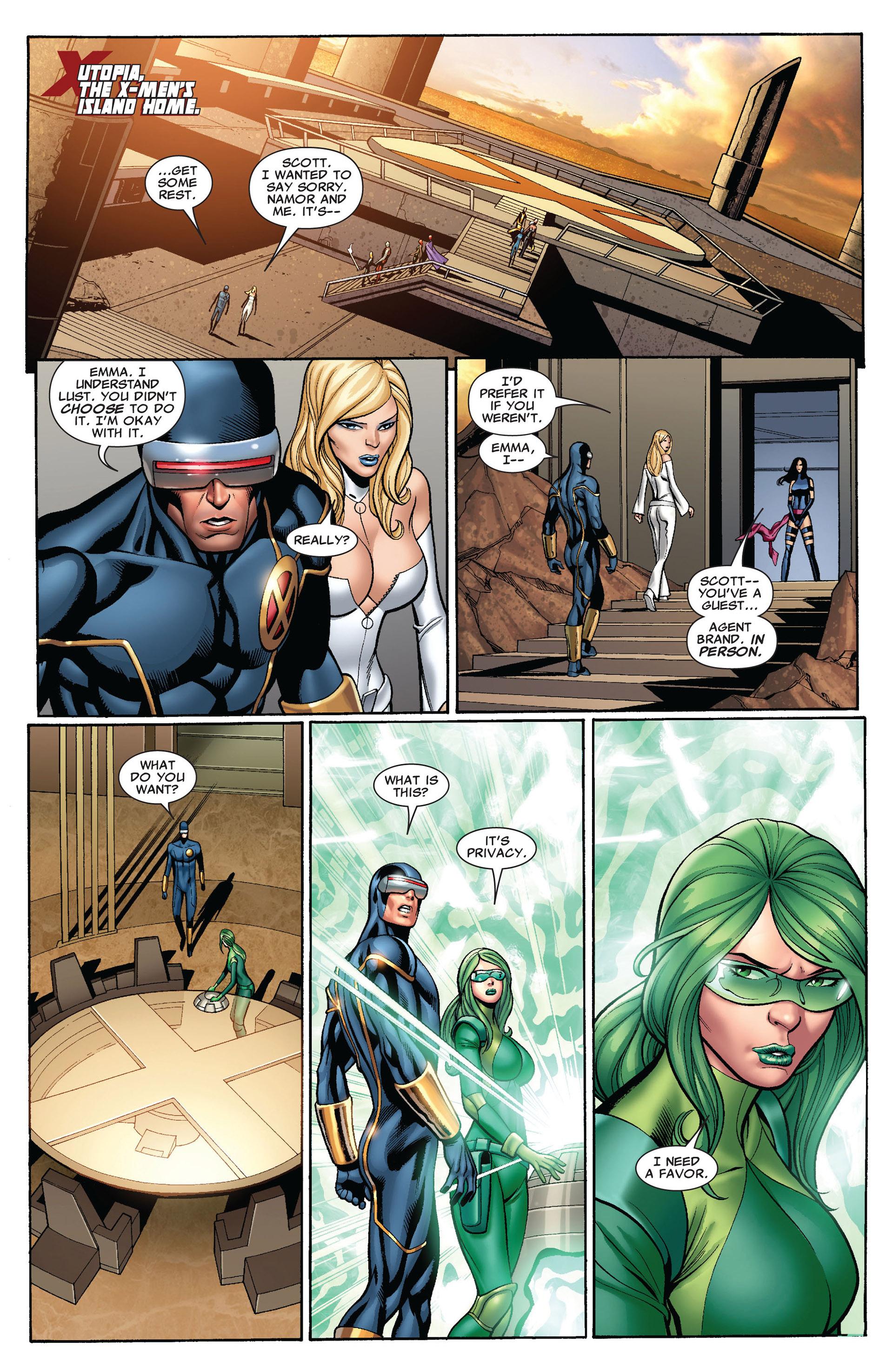 Read online Uncanny X-Men (2012) comic -  Issue #10 - 16