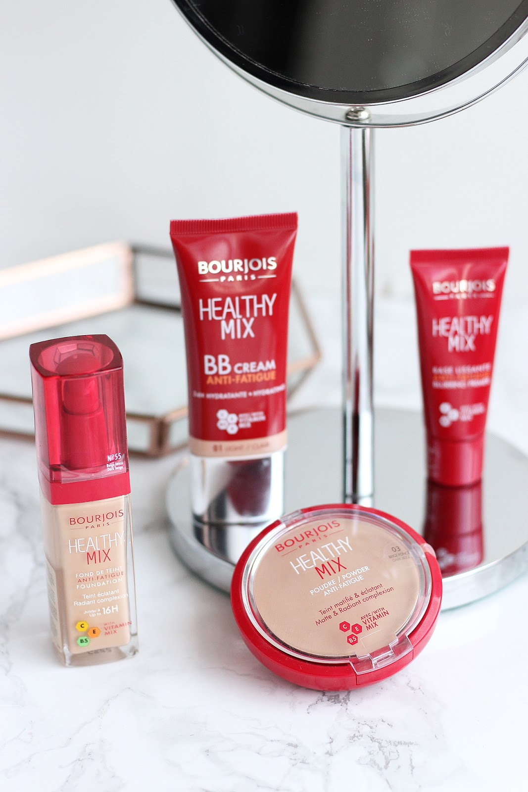 Bourjois | Healthy Mix Řada
