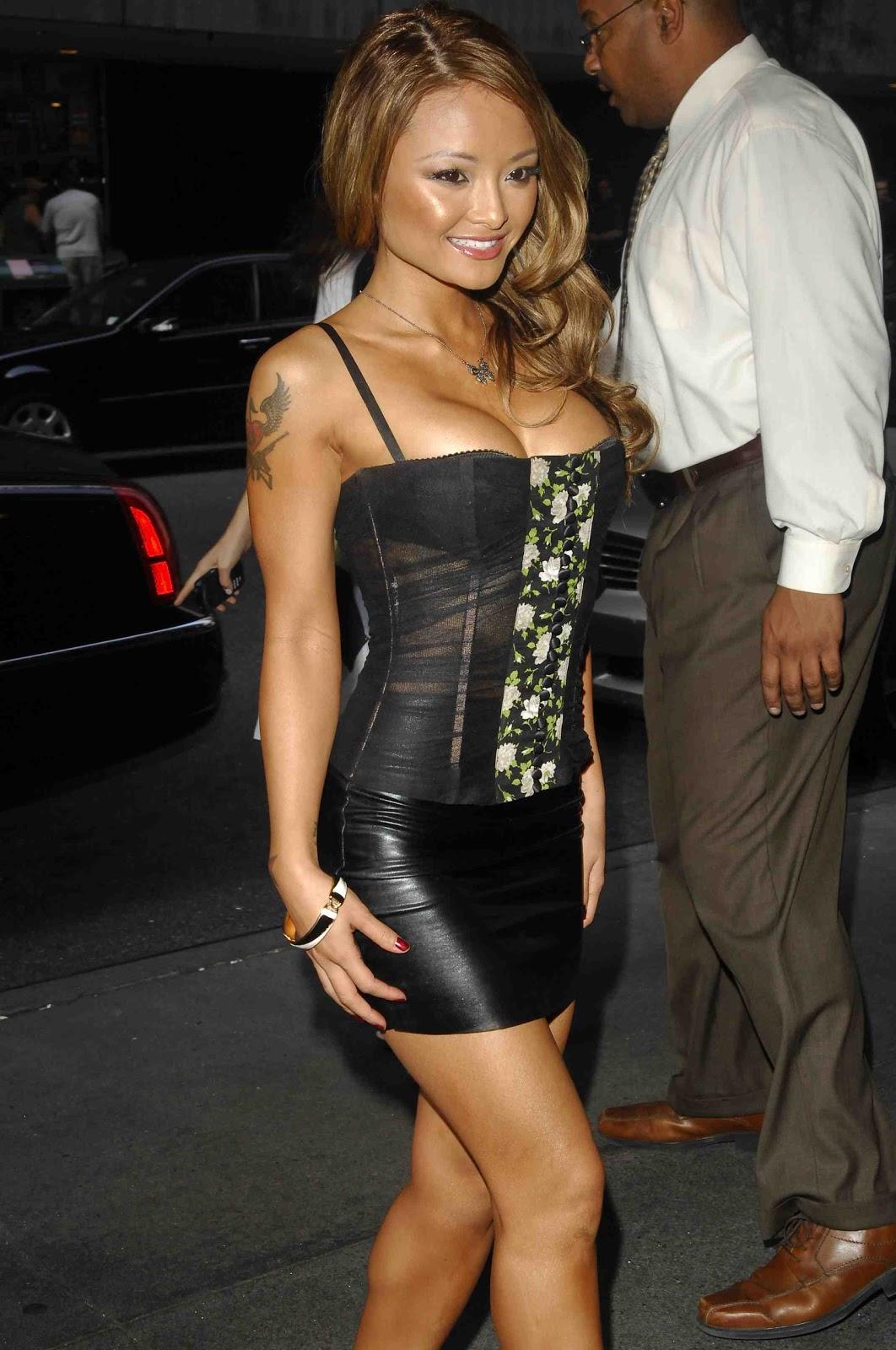 Lovely La S In Leather Tila Tequila Wearing Ay