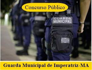 concurso Guarda Municipal de Imperatriz 2018