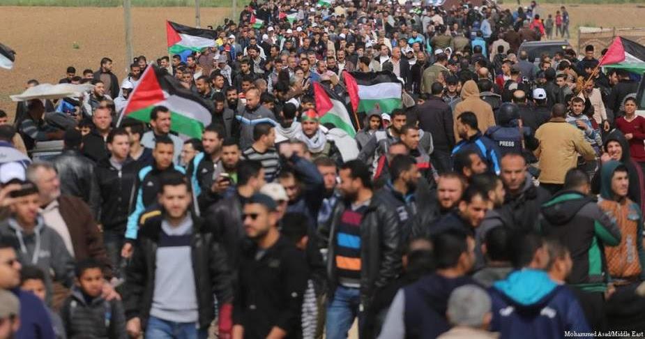 Hal yang Perlu Diketahui tentang Aksi Unjuk Rasa Great Return di Gaza