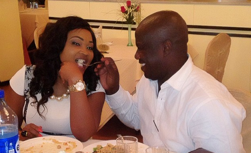 Mercy Aigbe's Husband Reportedly Remanded In Kirikiri (Photos)