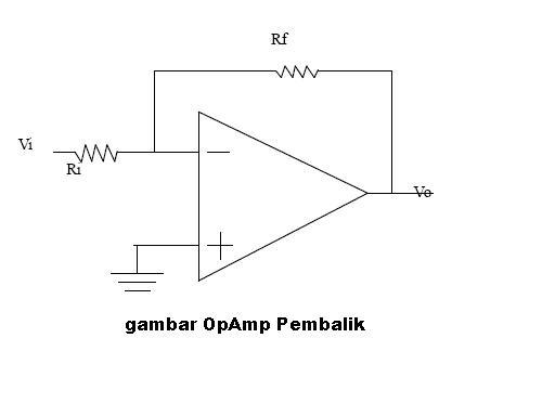 aplikasi op-amp