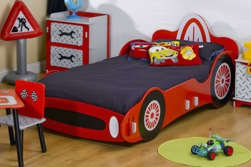 Diseño cama autos