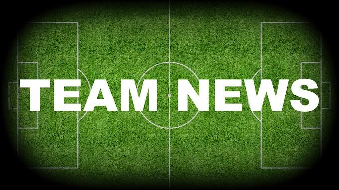 Birmingham Senior Cup: Team News v Nuneaton Town (A)